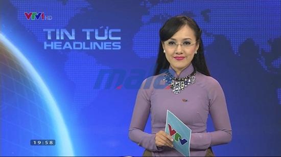Nữ BTV được yêu thích nhất trên sóng truyền hình Quốc gia