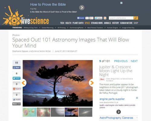 Tham khảo những kênh tin tức khoa học nổi tiếng thế giới