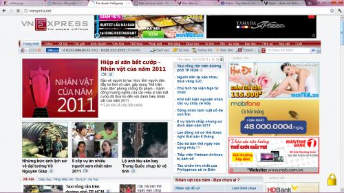 Tổng hợp trang báo điện tử có lượng view lớn nhất hiện nay