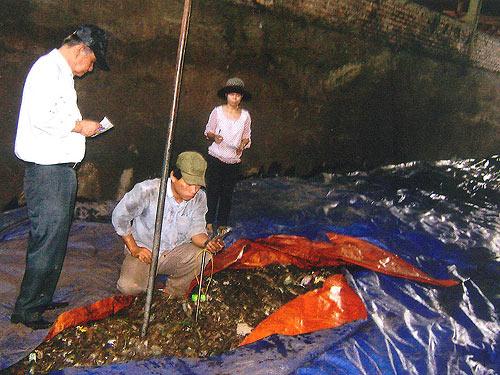 Xử lý rác thải sinh hoạt bằng phương pháp ủ sinh học mang lại nhiều hiệu quả