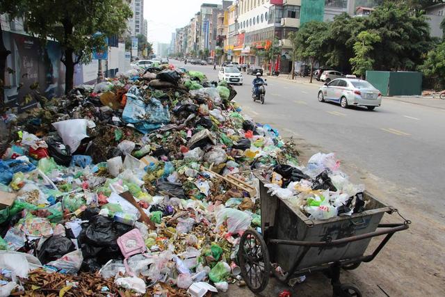 quản lý rác thải sinh hoạt