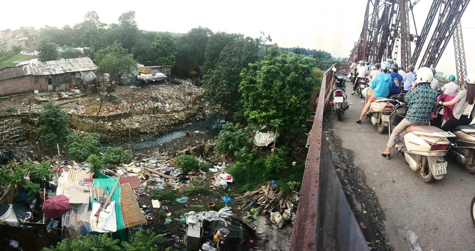 Thực trạng rác thải sinh hoạt ở Hà Nội đang ngày càng nghiêm trọng
