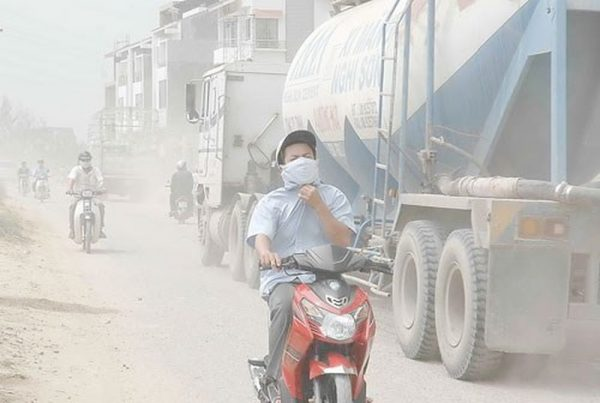 Ô nhiễm không khí là gì? Ô nhiễm không khí có tác hại gì?