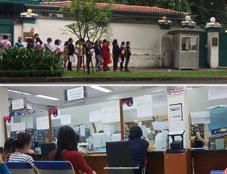 Bạn có biết cách công chứng tại đại sứ quán Hàn Quốc không?