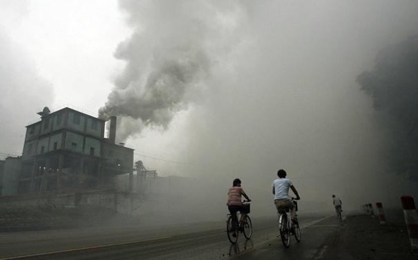 cách khắc phục ô nhiễm không khí