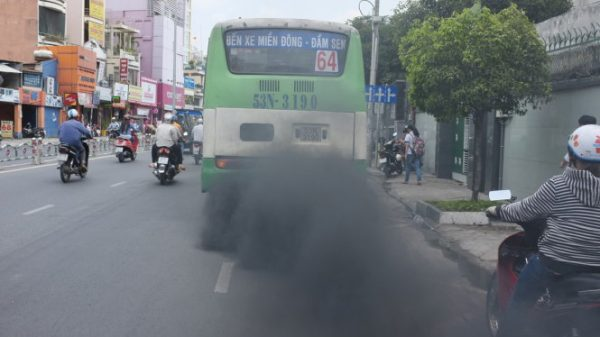 Ô nhiễm môi trường không khí là gì?
