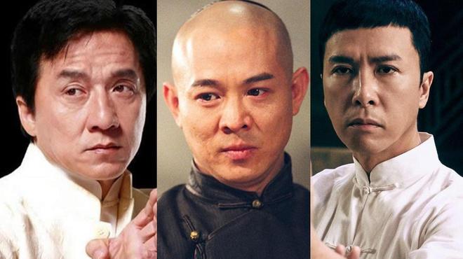 Các diễn viên võ thuật Trung Quốc nổi tiếng