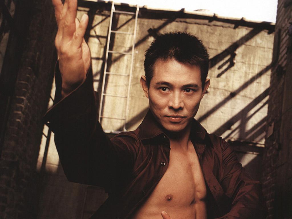 Lý Liên Kiệt - diễn viên võ thuật của Trung Quốc