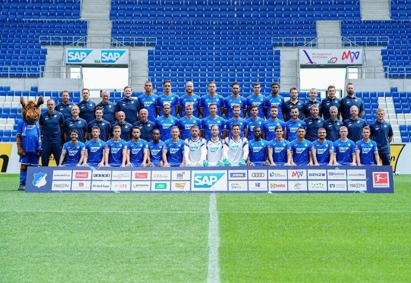 Đội hình TSG Hoffenheim trên đấu trường Bundesliga mùa giải 2020/21