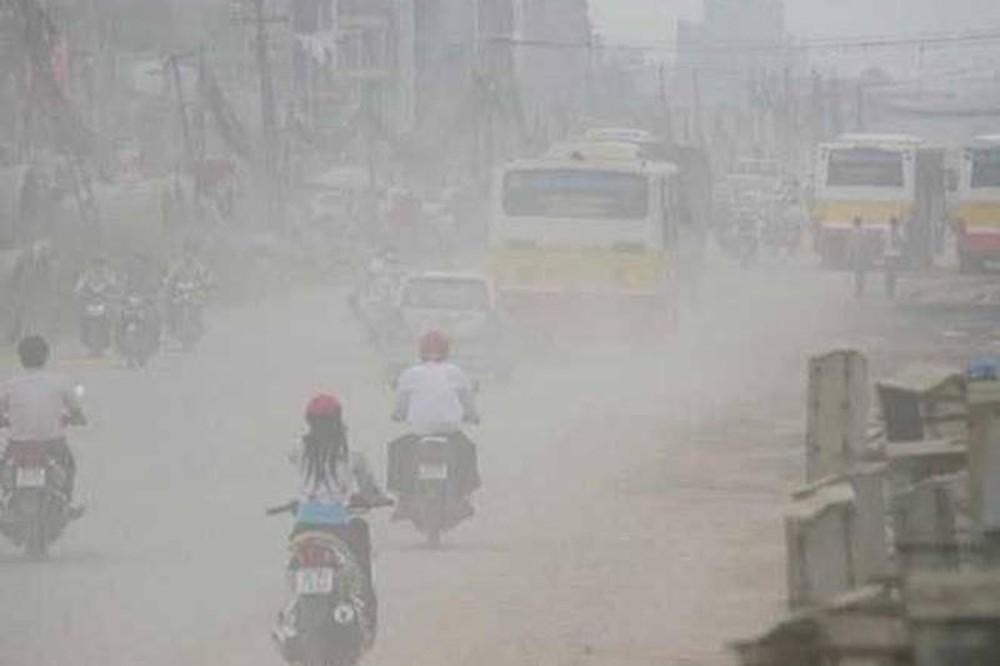 Thực trạng mức độ ô nhiễm không khí ở Hà Nội hiện nay