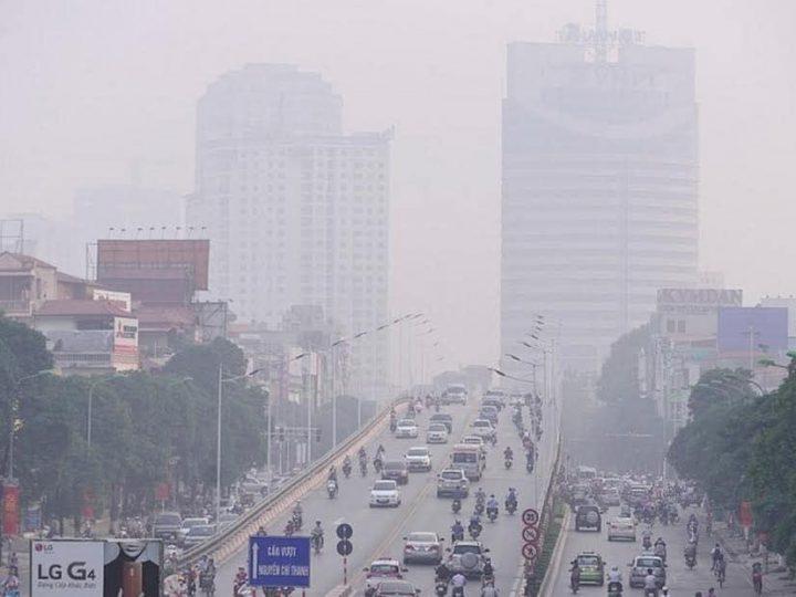 Mức độ ô nhiễm không khí ở Việt Nam nghiêm trọng như thế nào?