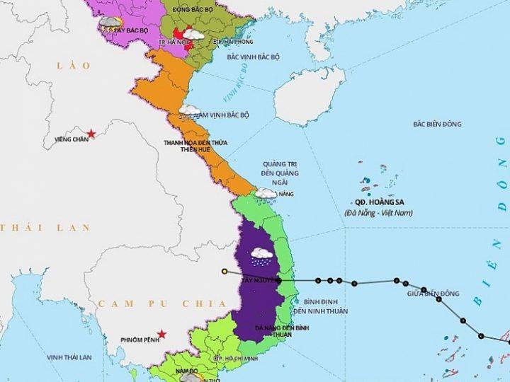 Khí hậu 4 mùa ở Việt Nam tại các vùng miền như thế nào?