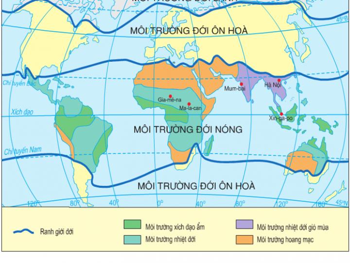 Khí hậu ôn đới là gì? Khí hậu ôn đới có đặc điểm gì?
